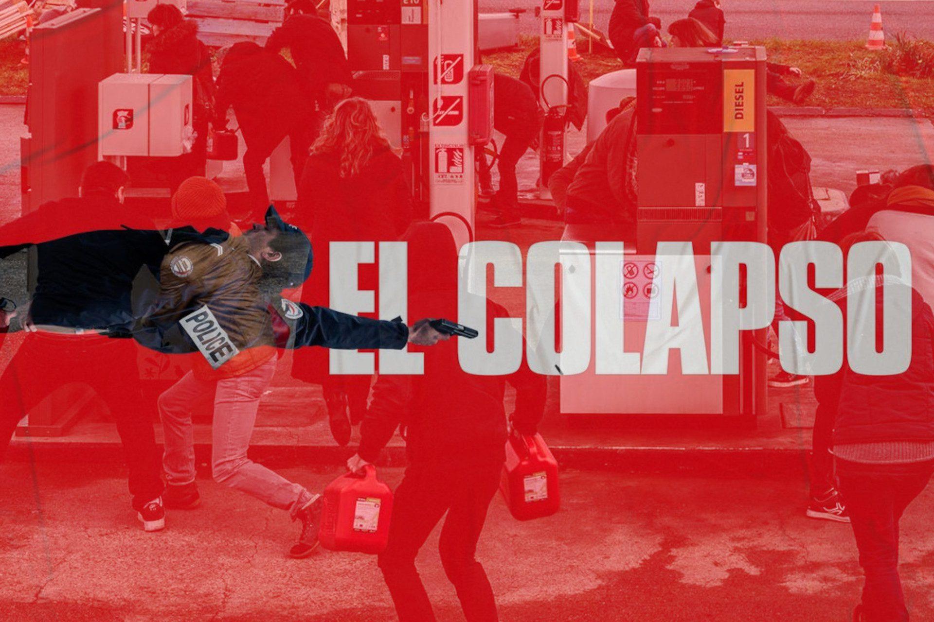 La serie francesa El Colapso en Filmin