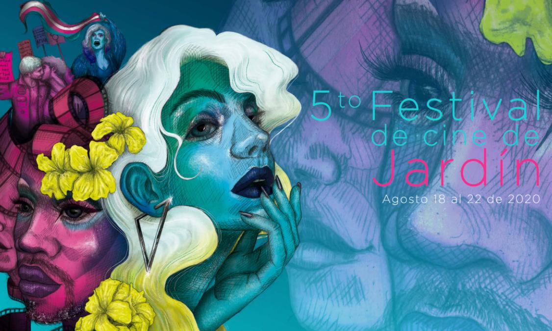 5º Festival cine Jardín, cuir, queer, LGBTIQ+