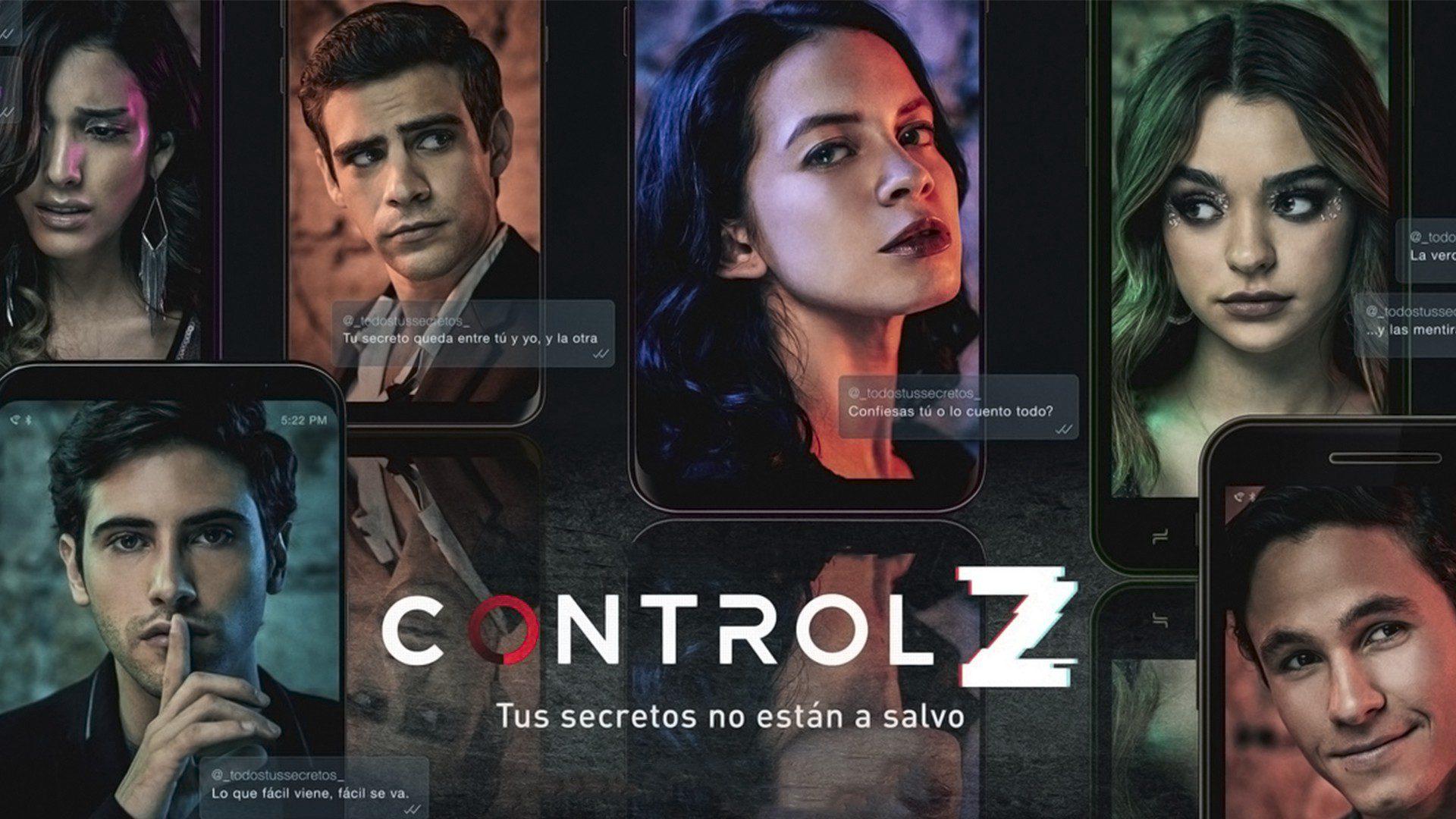 Control Z, Netflix, Mexico, serie