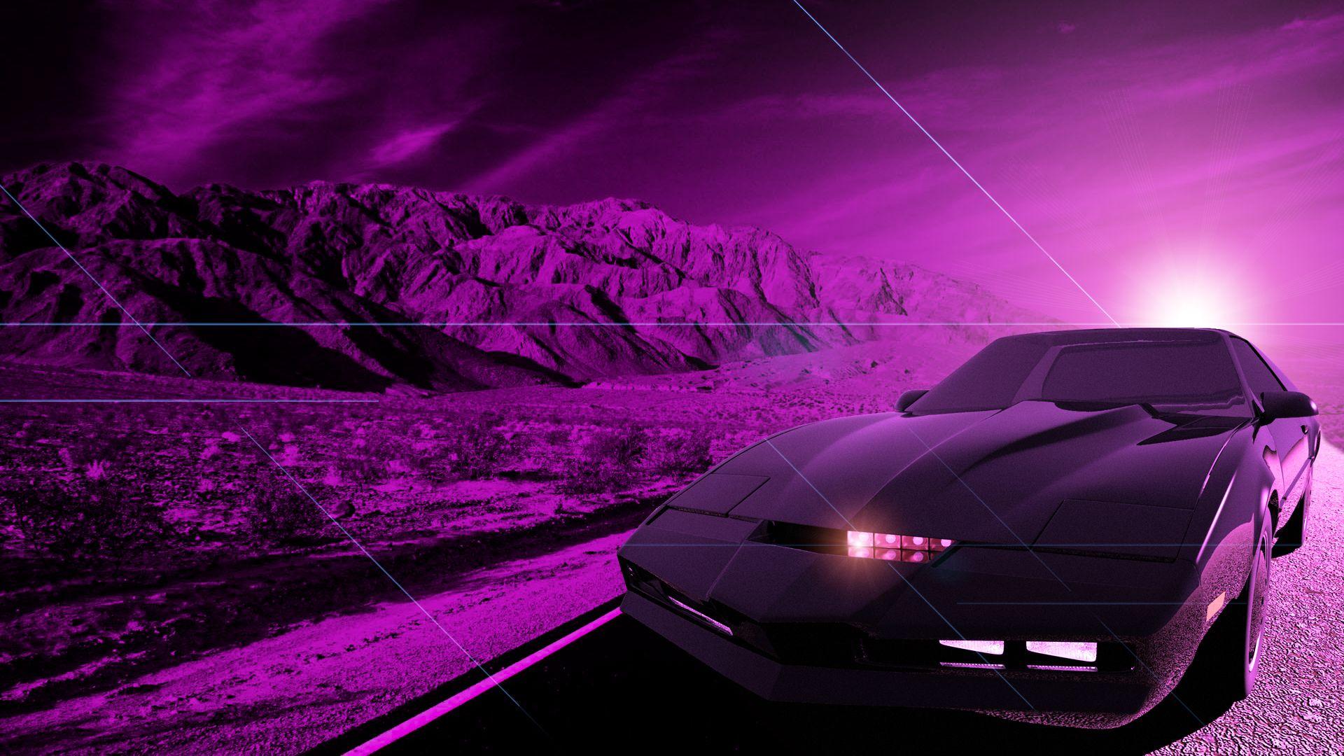 El coche fantástico. David Hasselhoff. James Wan