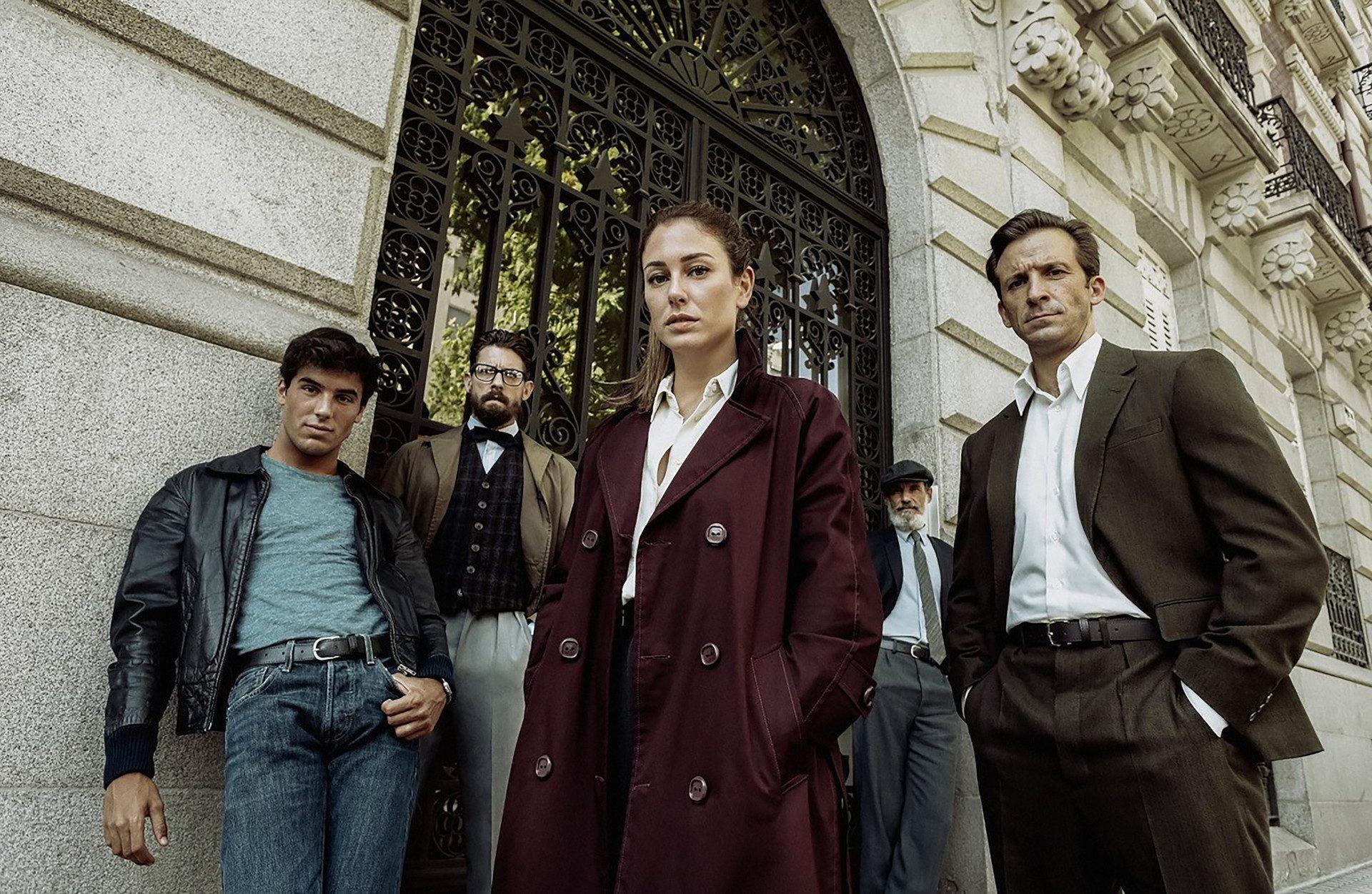 Blanca Suárez será la protagonista de Jaguar, nueva serie de Netflix.