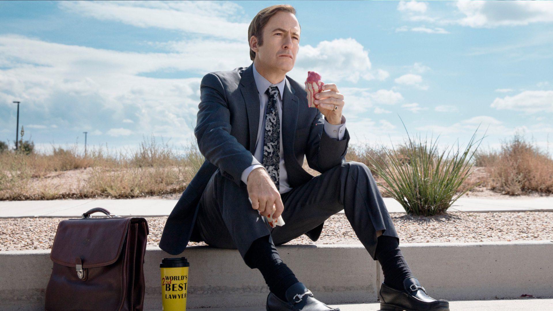 Better Call Saul ya es una serie con entidad propia, más allá de Breaking Bad