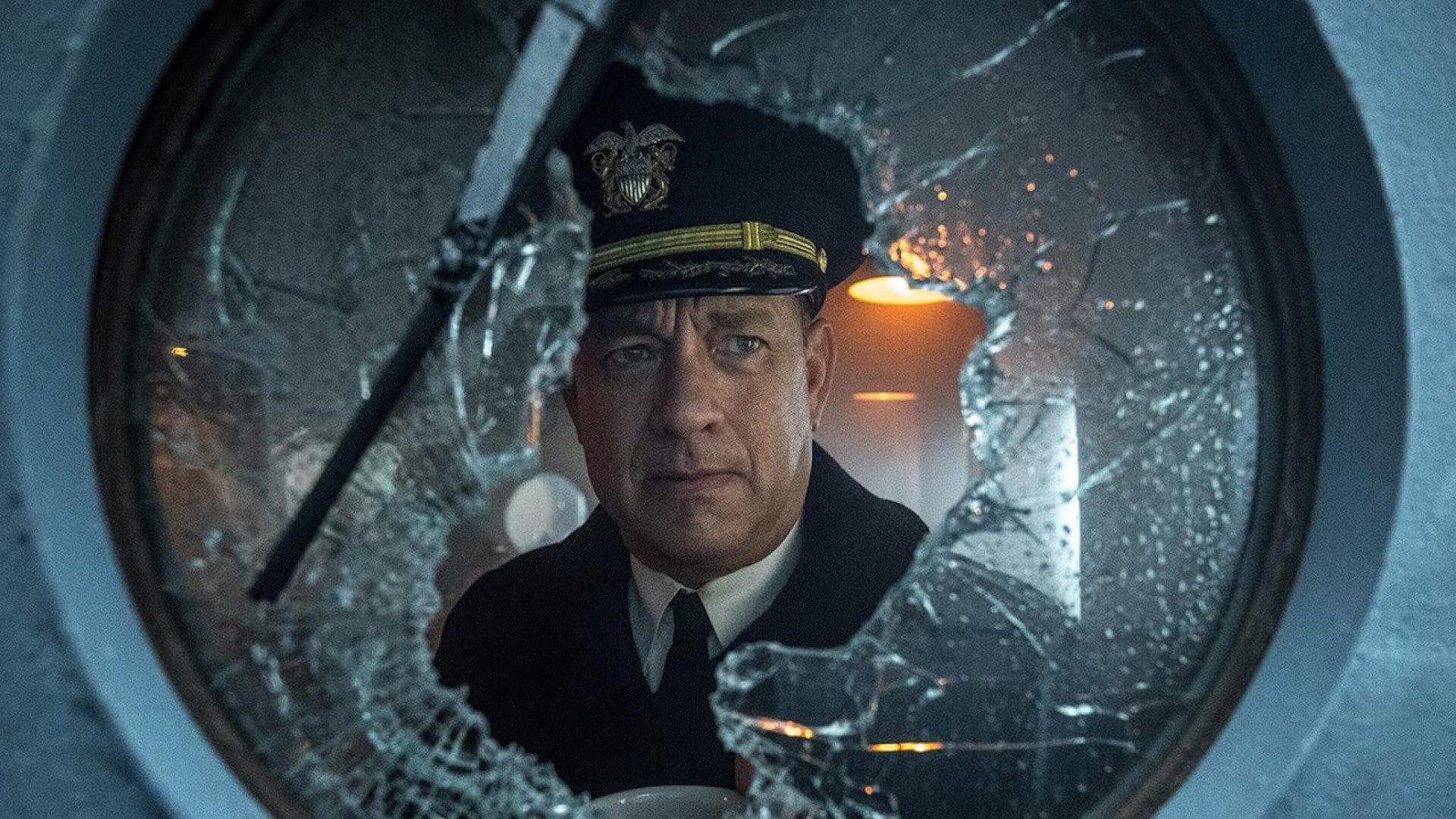 Greyhound, la última película de Tom Hanks se estrena en streaming