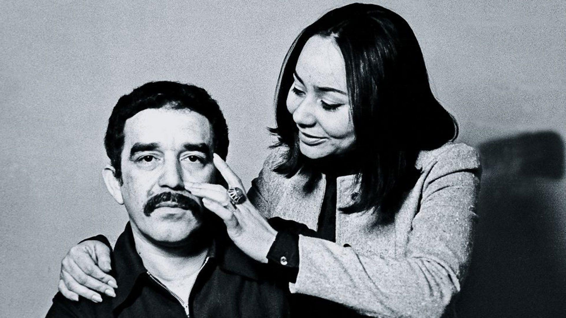 Muere la Gaba, esposa de Gabriel García Márquez desde 1958.