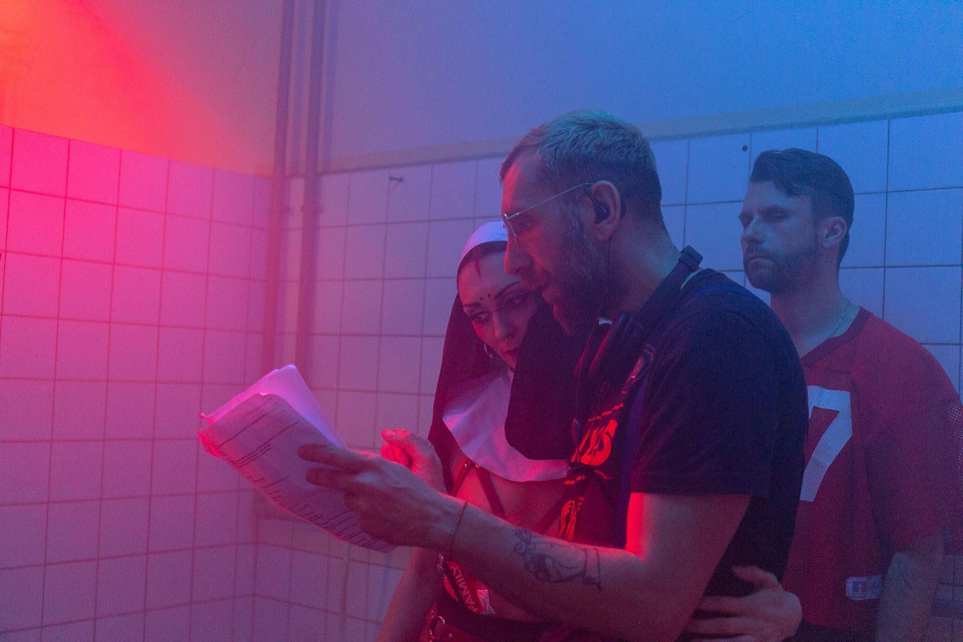Ex, película de George Markakis que muestra el lado más sórdido de Berlín