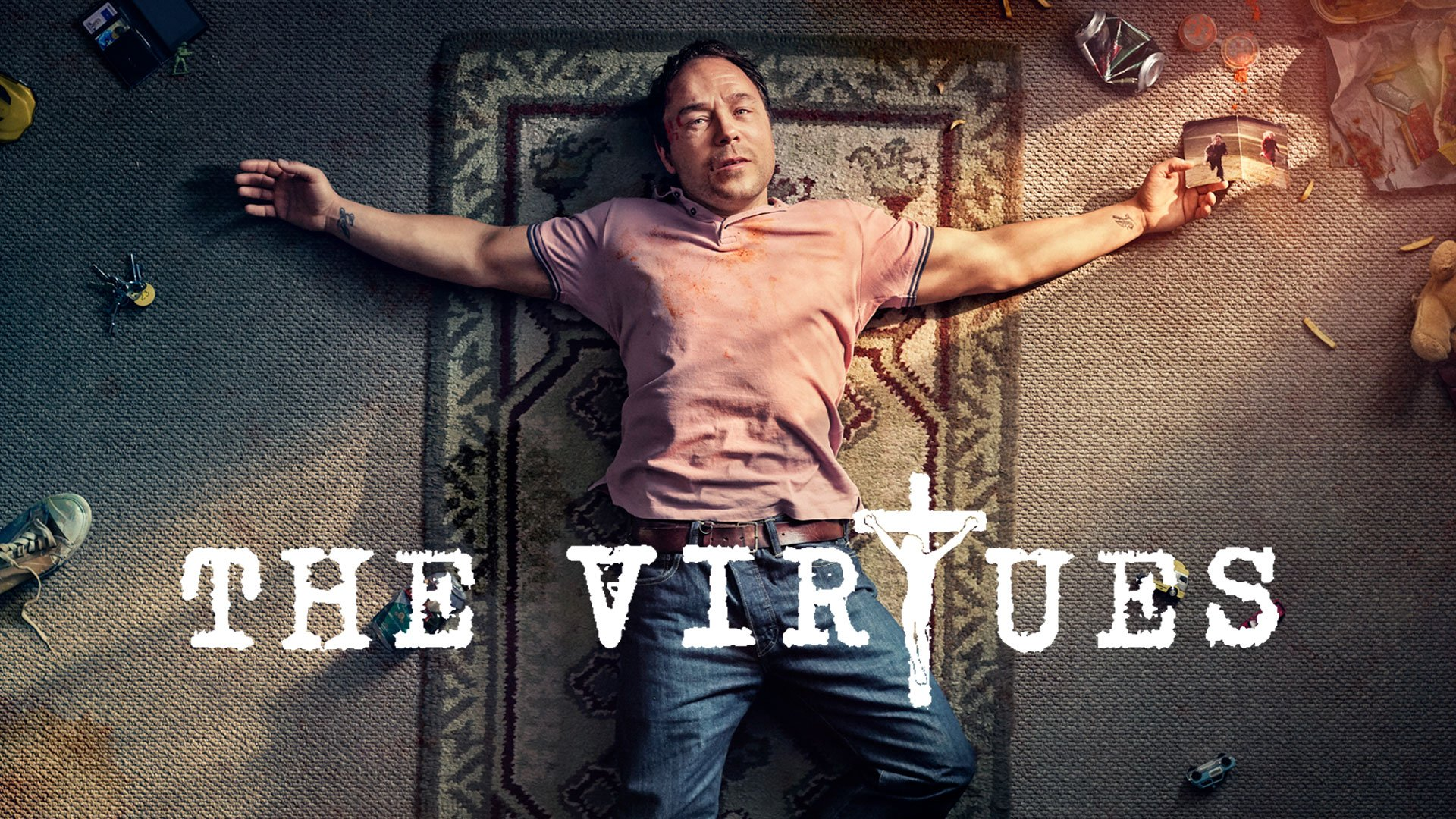 The virtues, Channel 4, Shane Meadows, Jack Thornes, Filmin
