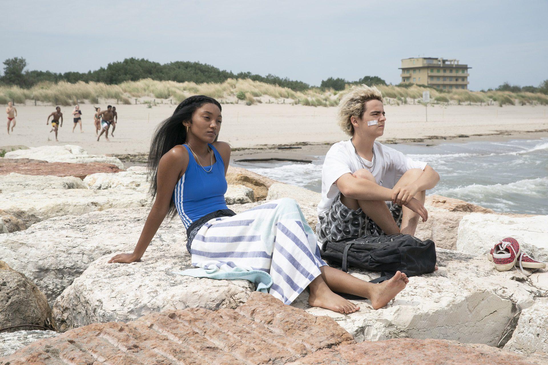 HBO y la serie de Luca Guadagnino en el Festival de San Sebastian , We Are who we are
