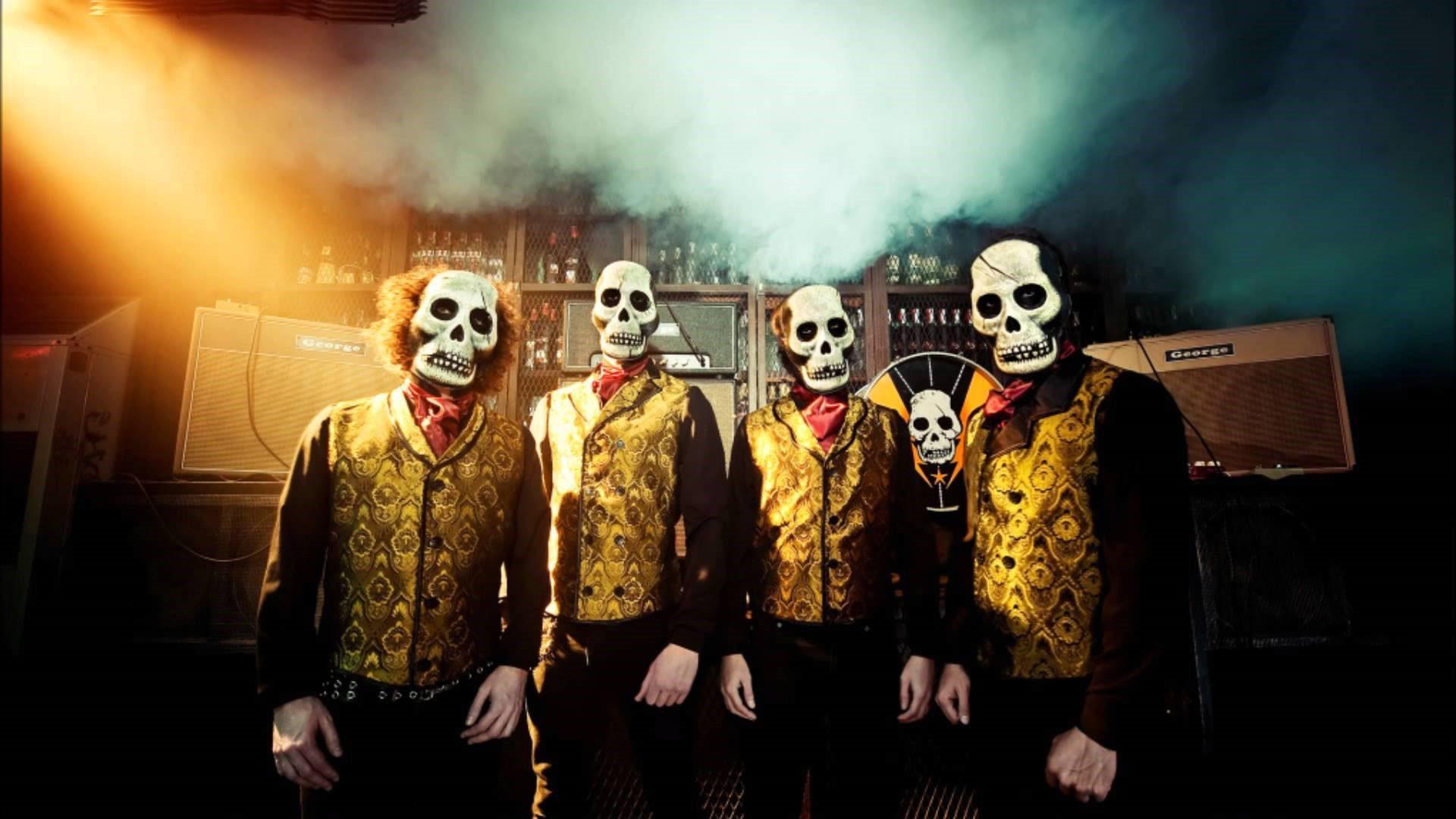 Los Tiki-Phandoms actuarán en el FestiSurf de la Costa Brava.