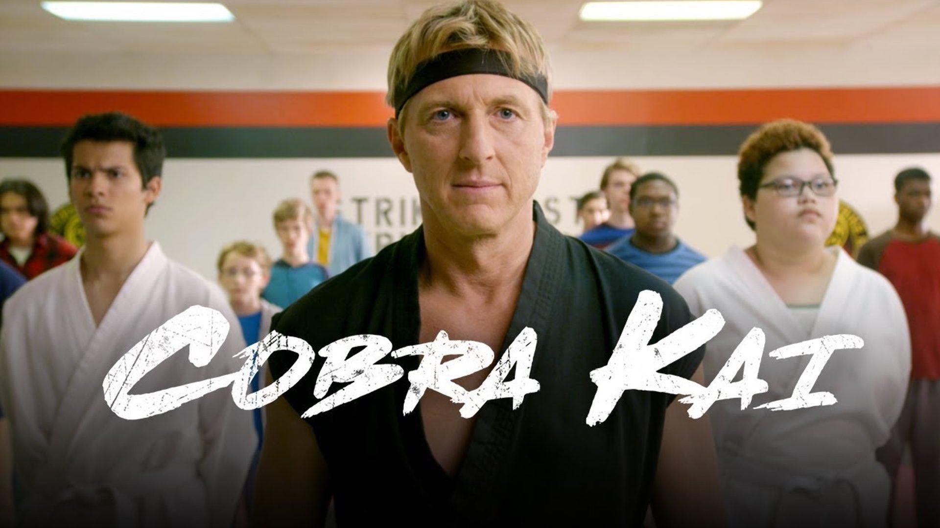Cobra Kai, Karate Kid, serie. Netflix. Youtube