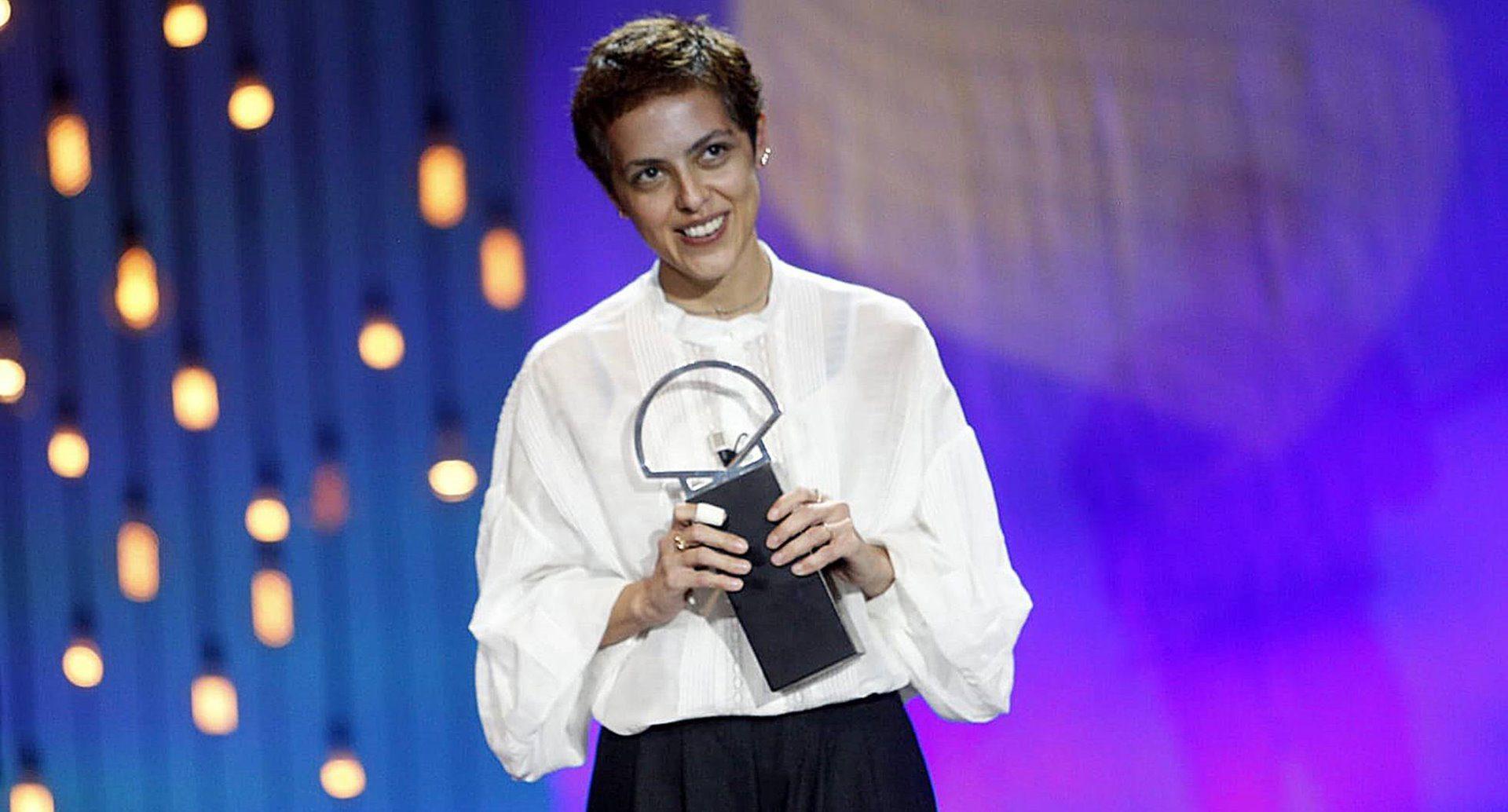 Dea Kulumbegashvili, directora de Beginning.