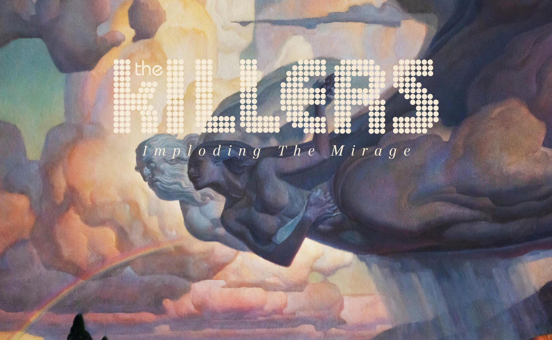 Nuevo disco de the killers Imploding the mirage