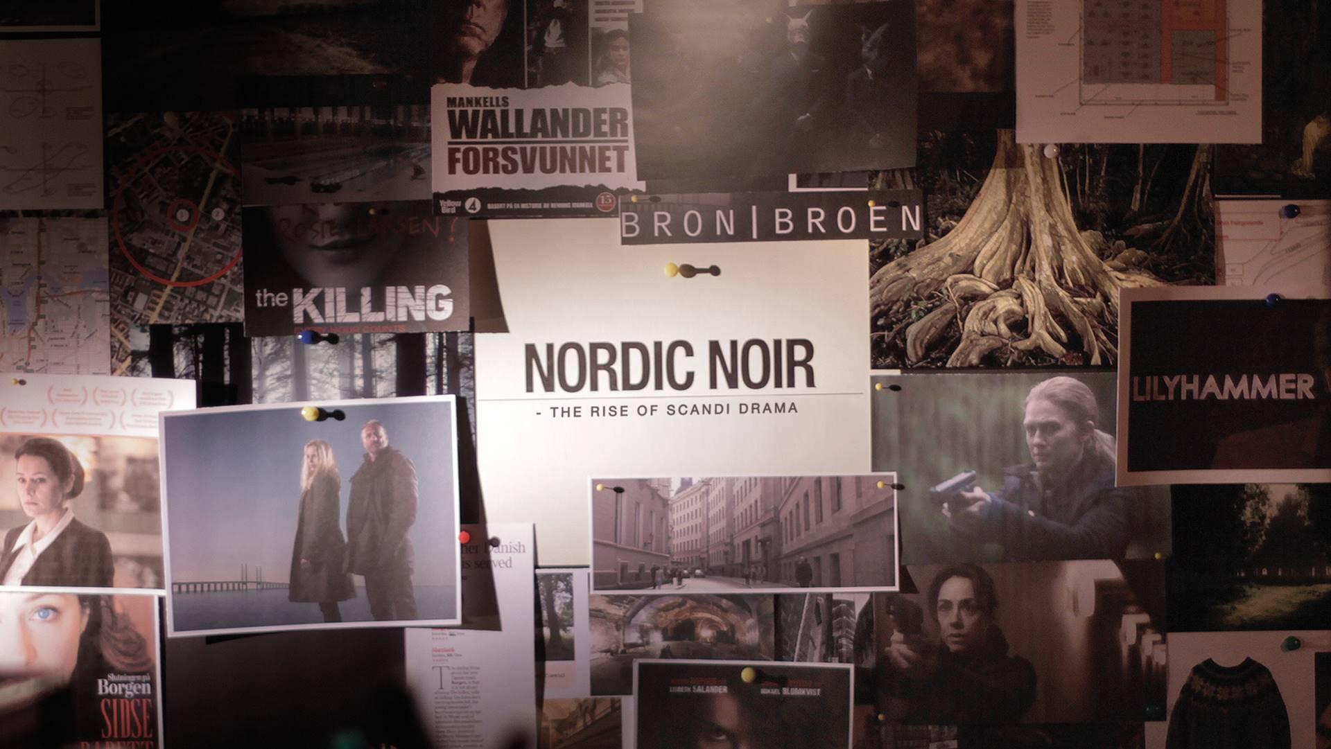 Nordic Noir. Tres series para disfrutar del género que nos llega de Escandinavia