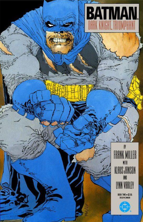 Dark Knight. Miller