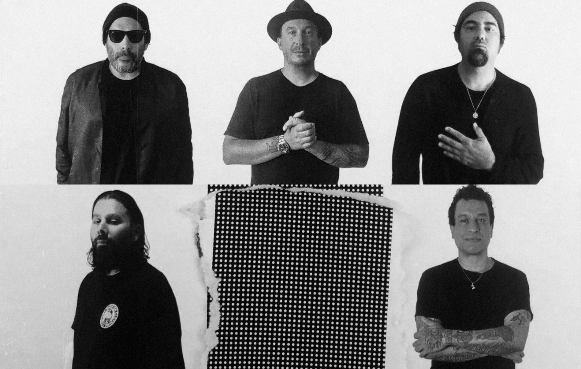 Los 'Deftones' continúan manteniendo su fuerza en su nuevo disco.