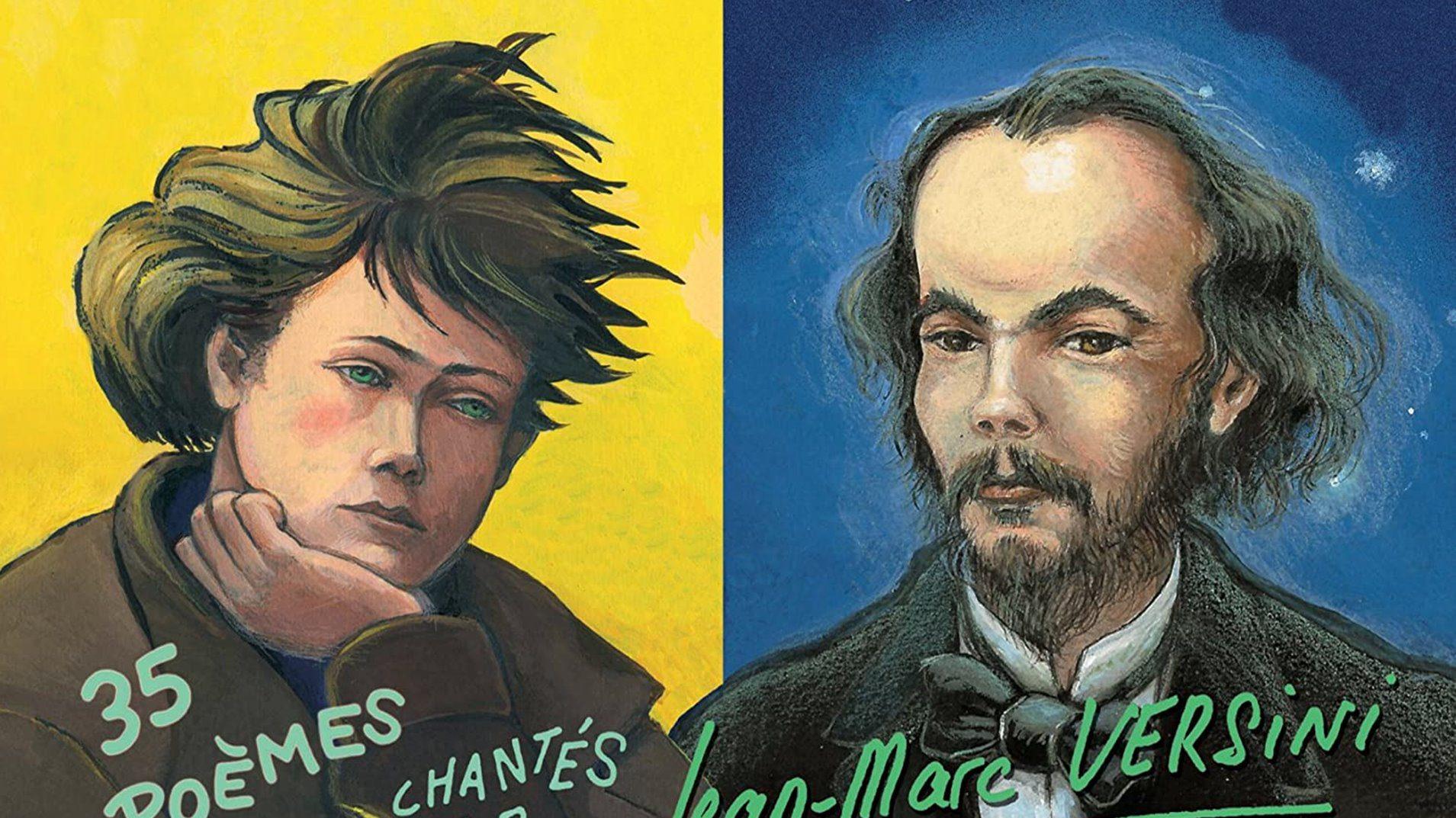 Verlaine y Rimbaud, su poético amor.