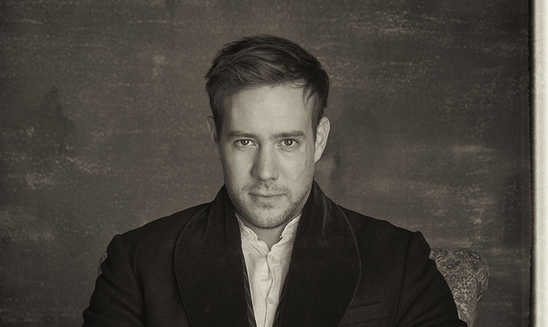 Viktor Klem, actor protagonista de 'Post Mortem'