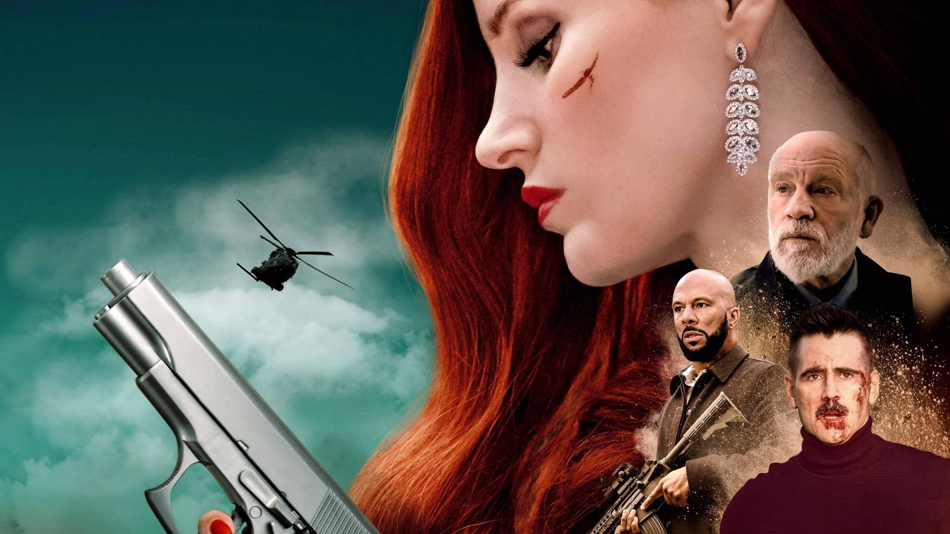 Ava, el nuevo film de Jessica Chastain
