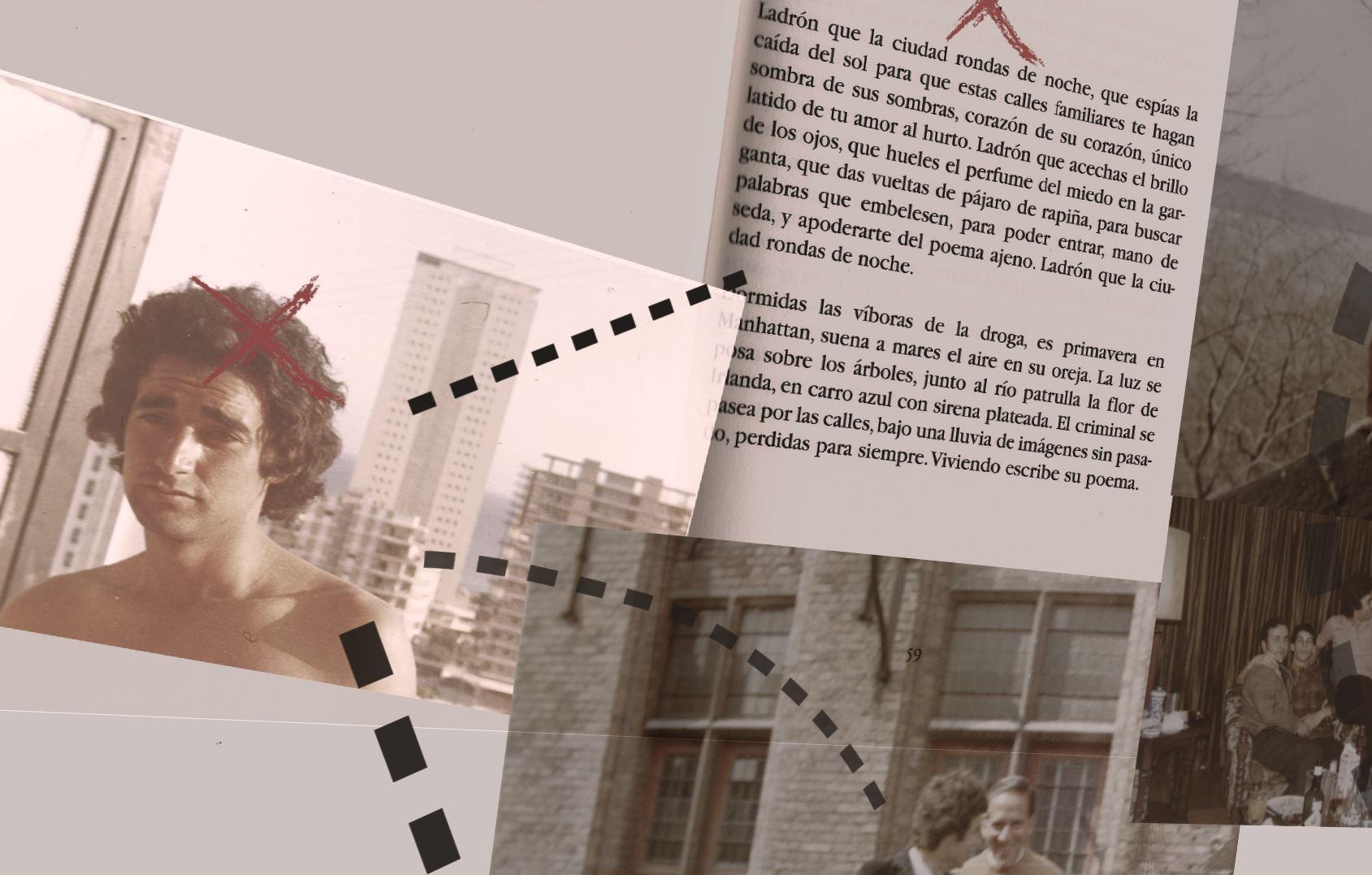 Fotograma del documental Las palabras también tienen ojos.