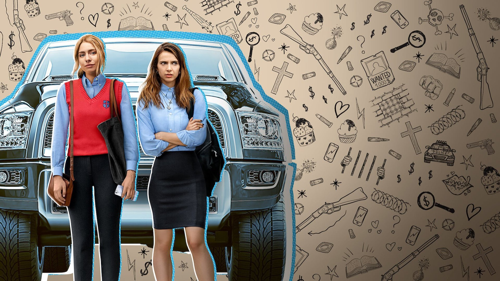 Teenage bounty hunters otra serie de Netflix cancelada