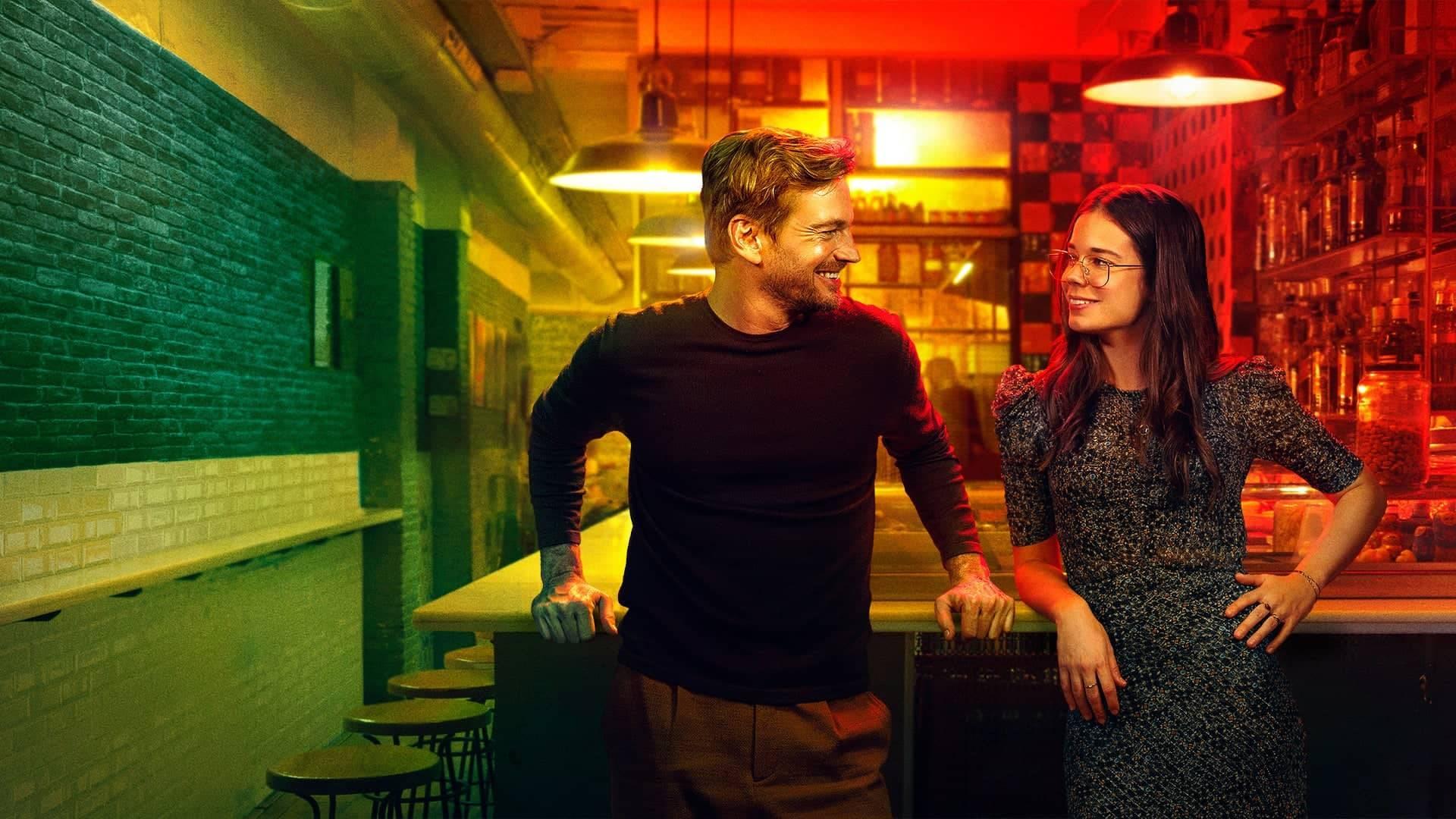 Imagen de Foodie Love, con Laia Costa y Guillermo Pfening