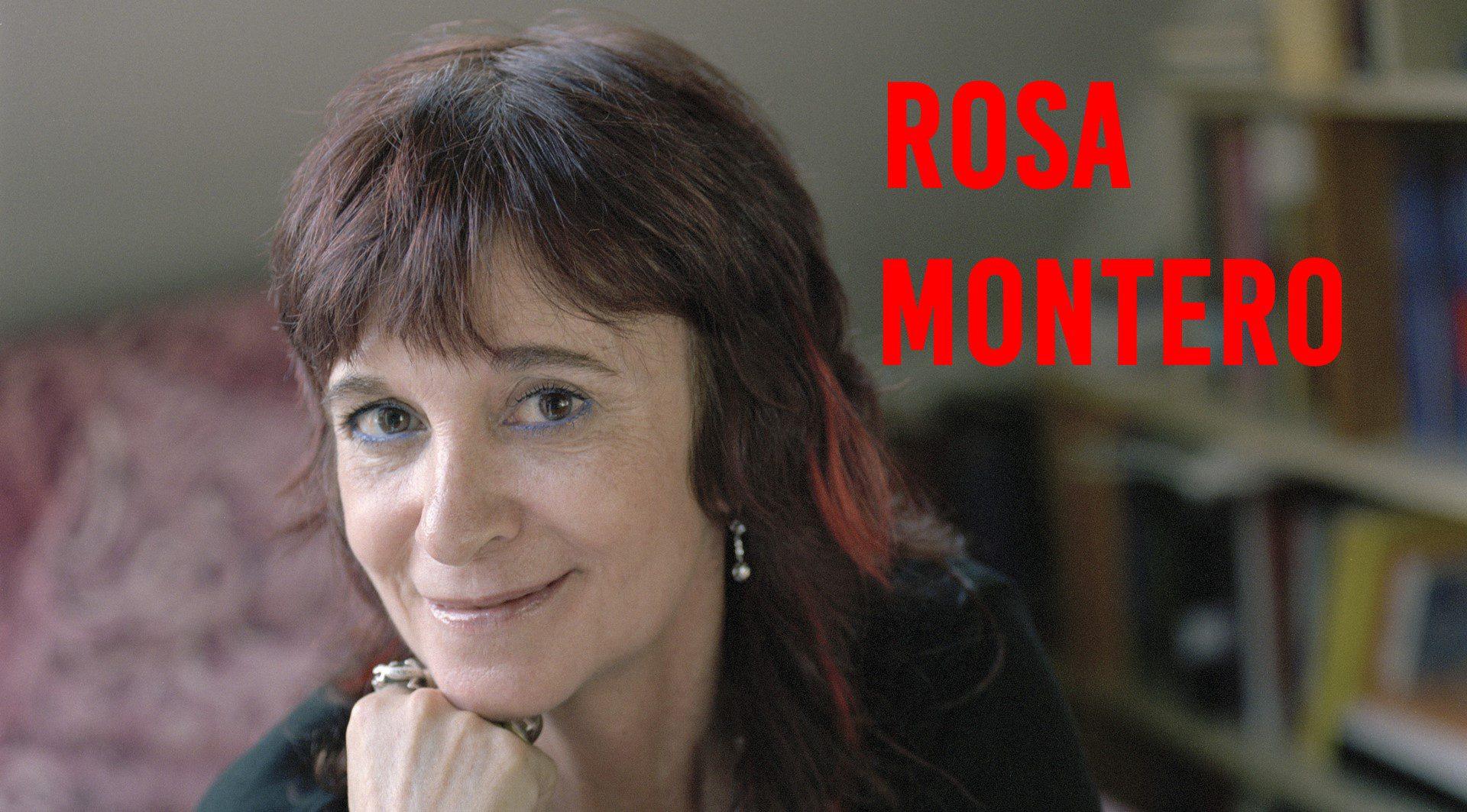 La buena suerte, último libro de Rosa Montero.