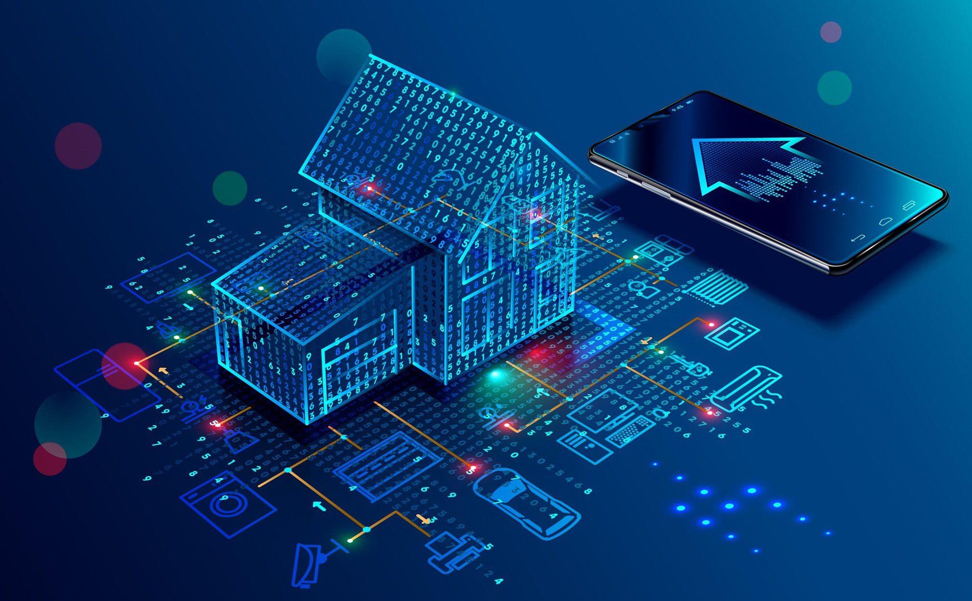 Imagen de smart home
