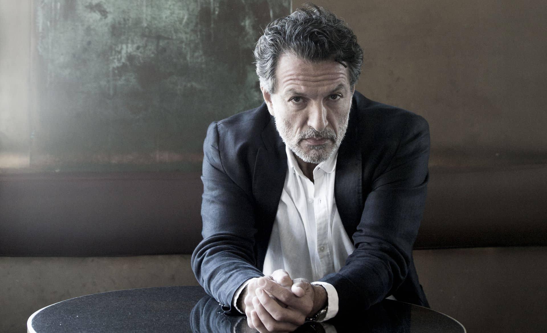 Cosimo Fusco, actor de 30 Monedas. Imagen: Isabella Vosnikova.