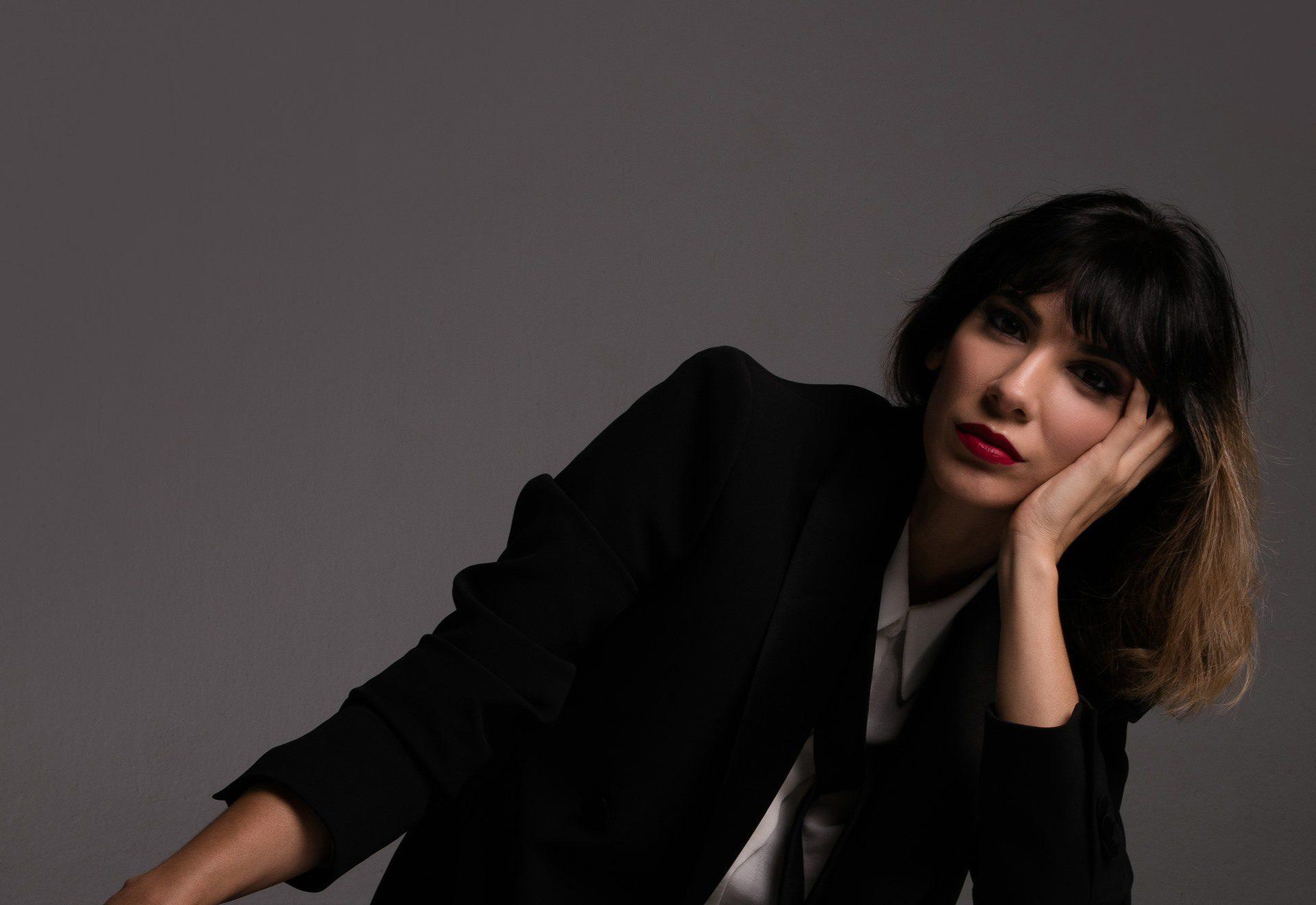 Cecilia Gessa, directora y productora de Fahrenheit 108. Foto: Joan Crisol.
