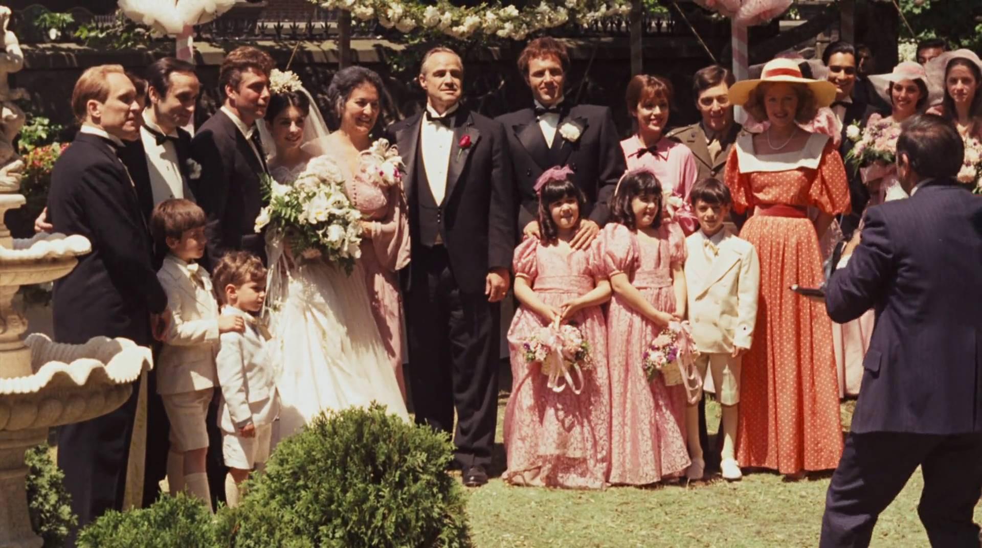 La mafia de las bodas