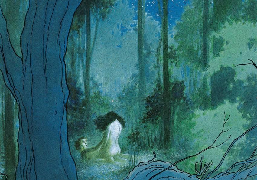 Imagen que contiene viendo, pájaro, árbol, agua  Descripción generada automáticamente