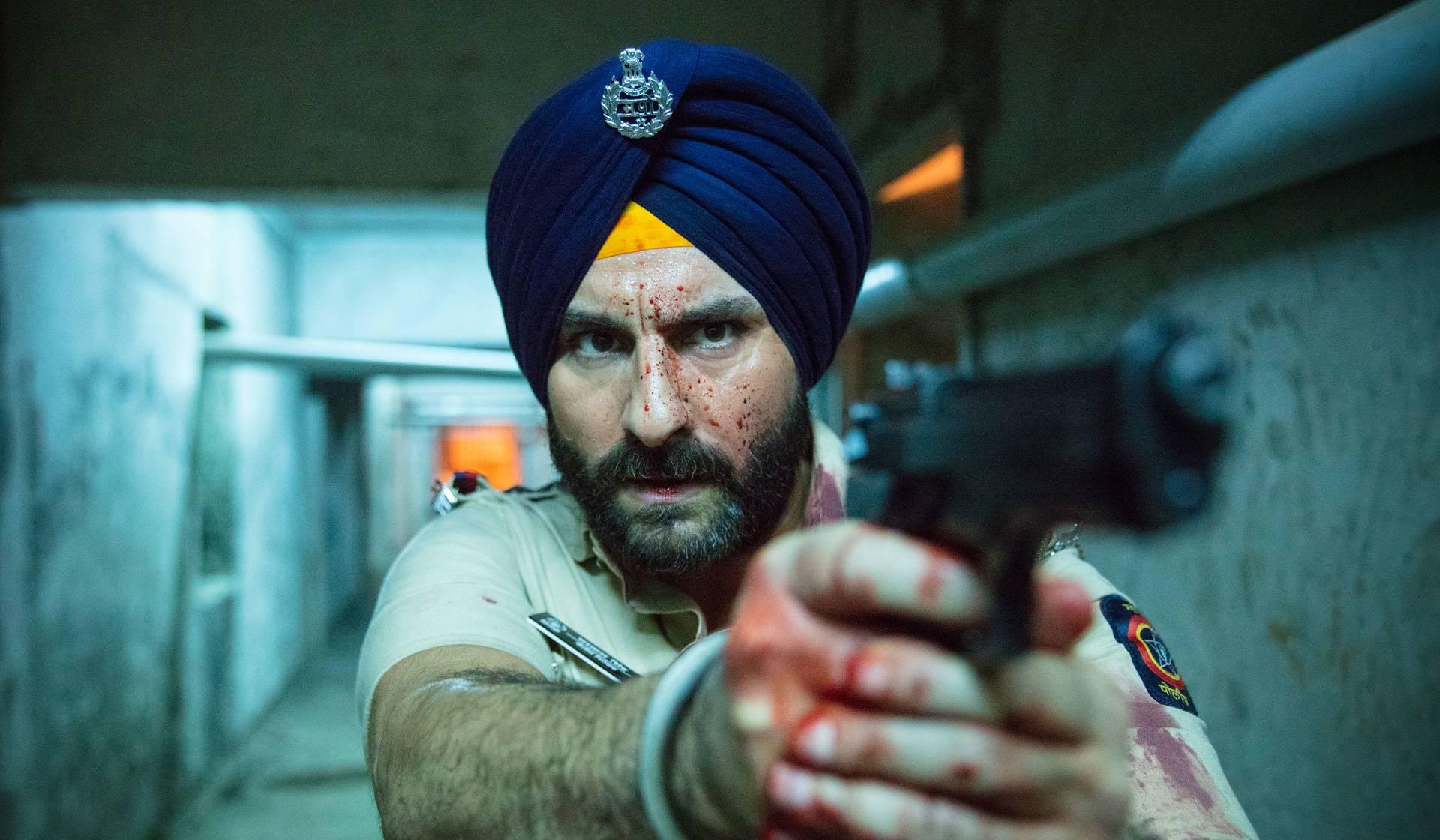 Cuando Netflix se fue a la india. Series indias de calidad en Netflix: Sacred Games, Ghoul, Delhi Crime.