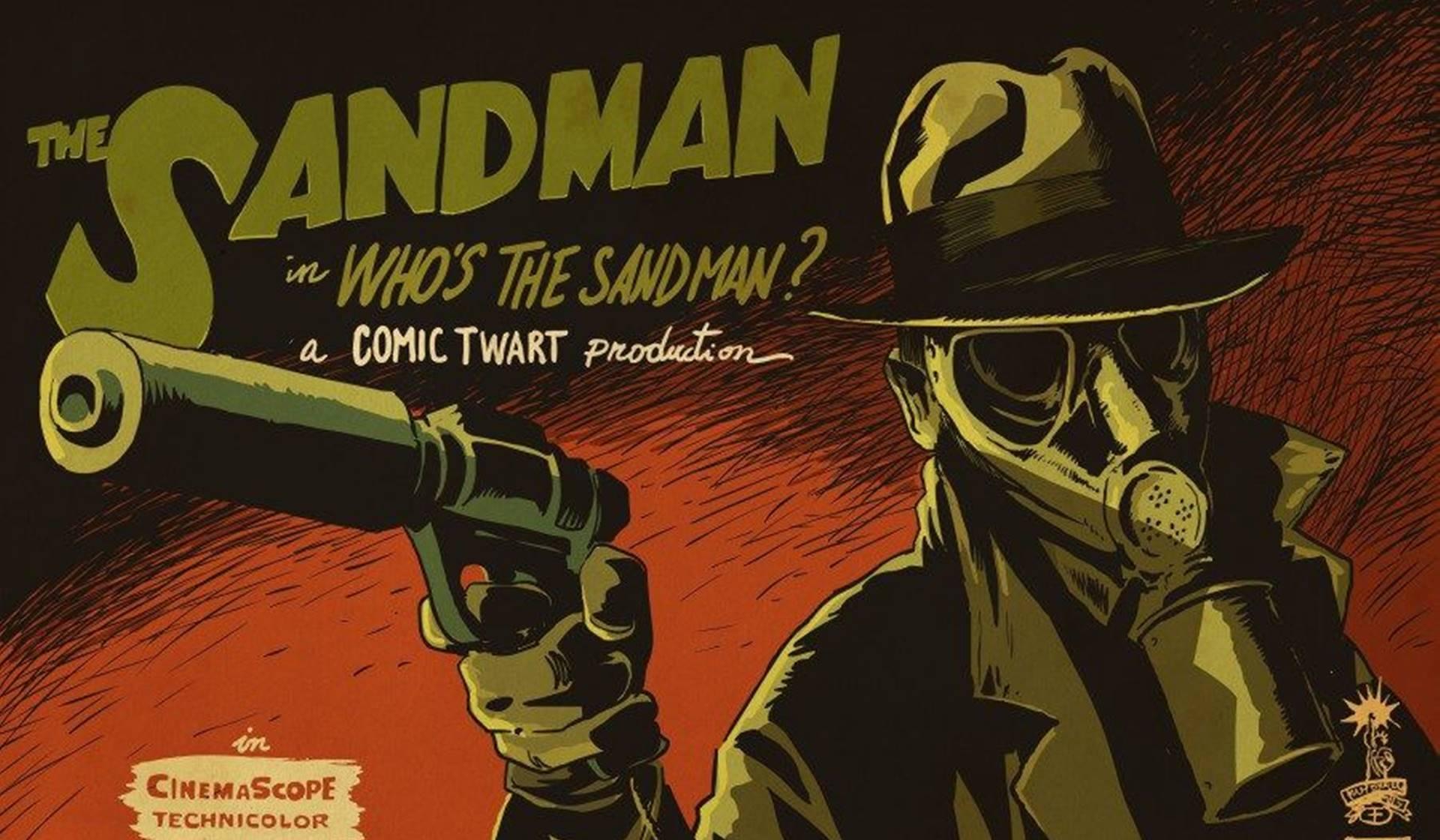 Sandman, Teatro de Misterio de Matt Wagner