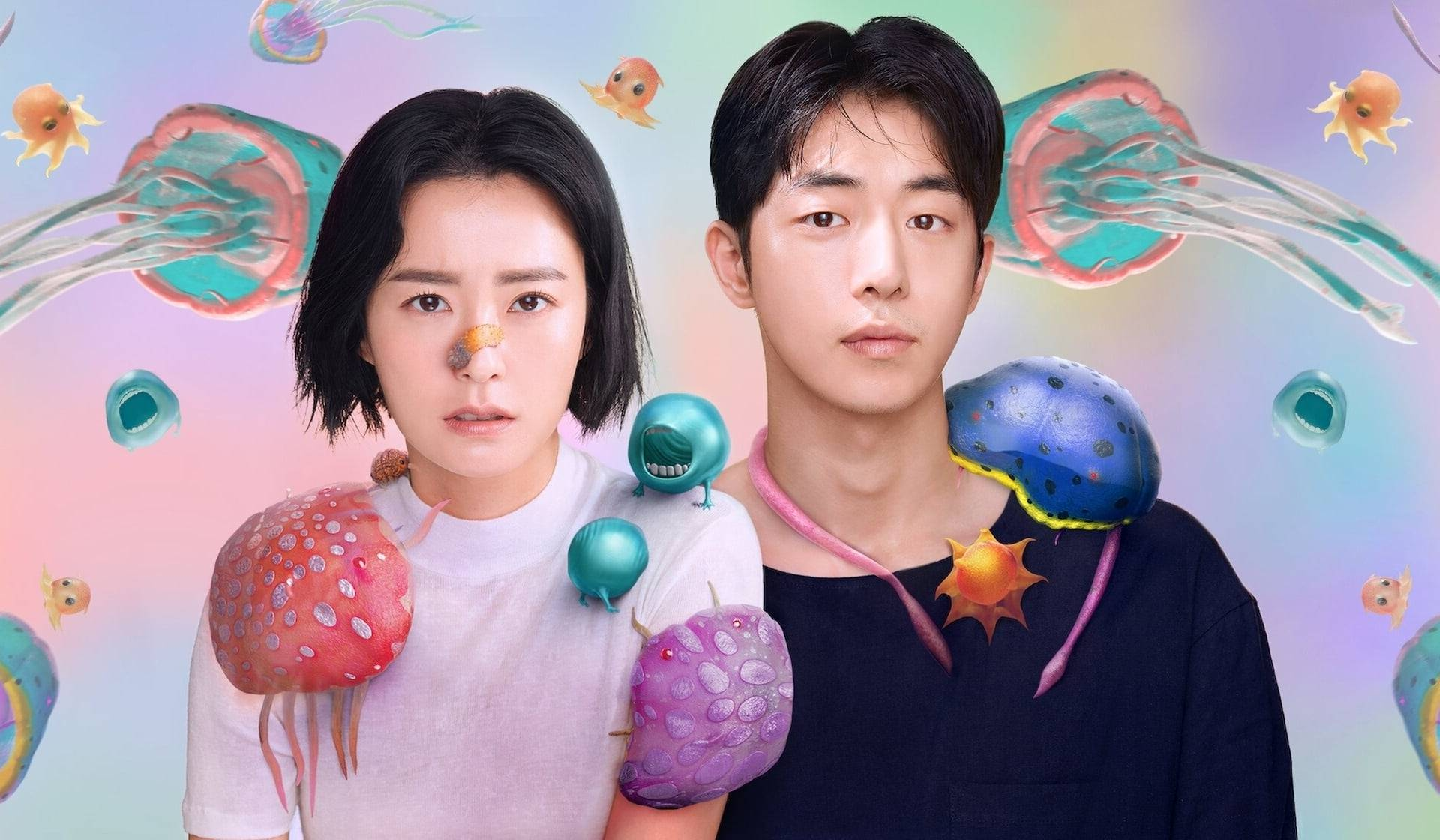 'The School Nurse Files' con Nam Joo‑hyuk y Jung Yu‑mi