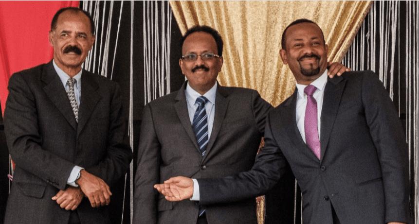 Guerra entre Etiopía y Tigray.
