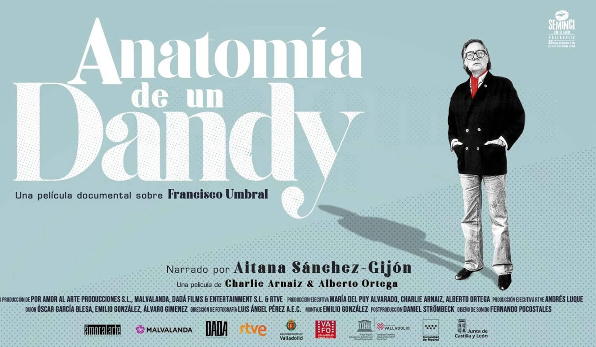 'Anatomía de un Dandy' documental sobre Paco Umbral.