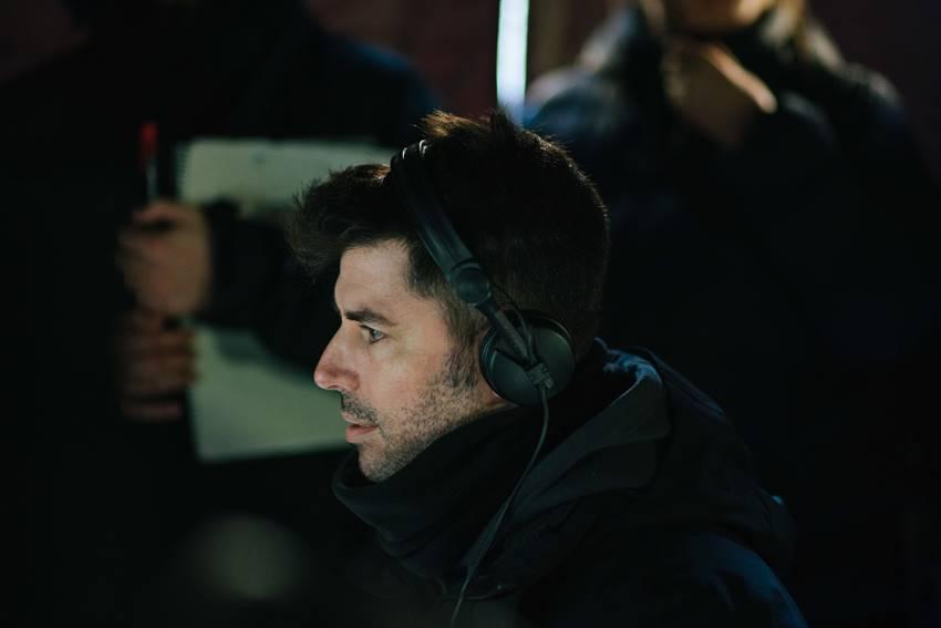 El director de 'Bajocero' Lluís Quílez