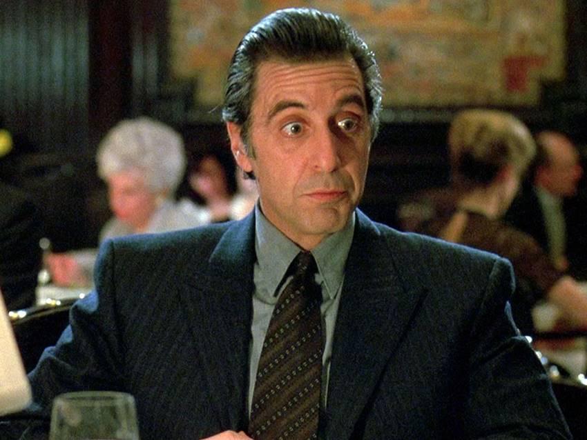 Al Pacino en 'Esencia de mujer'