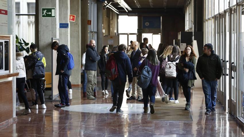 Facultad de Filosofía y Letras de Granada.