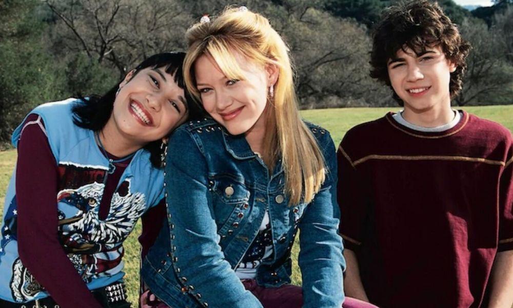 Miranda, Lizzie y Gordo