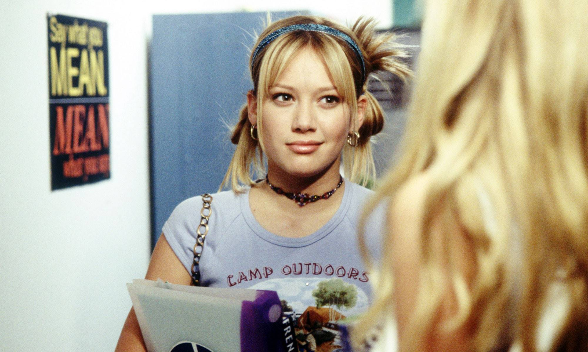 La serie Lizzie Mcguire protagonizada por Hilary Duff en Disney+