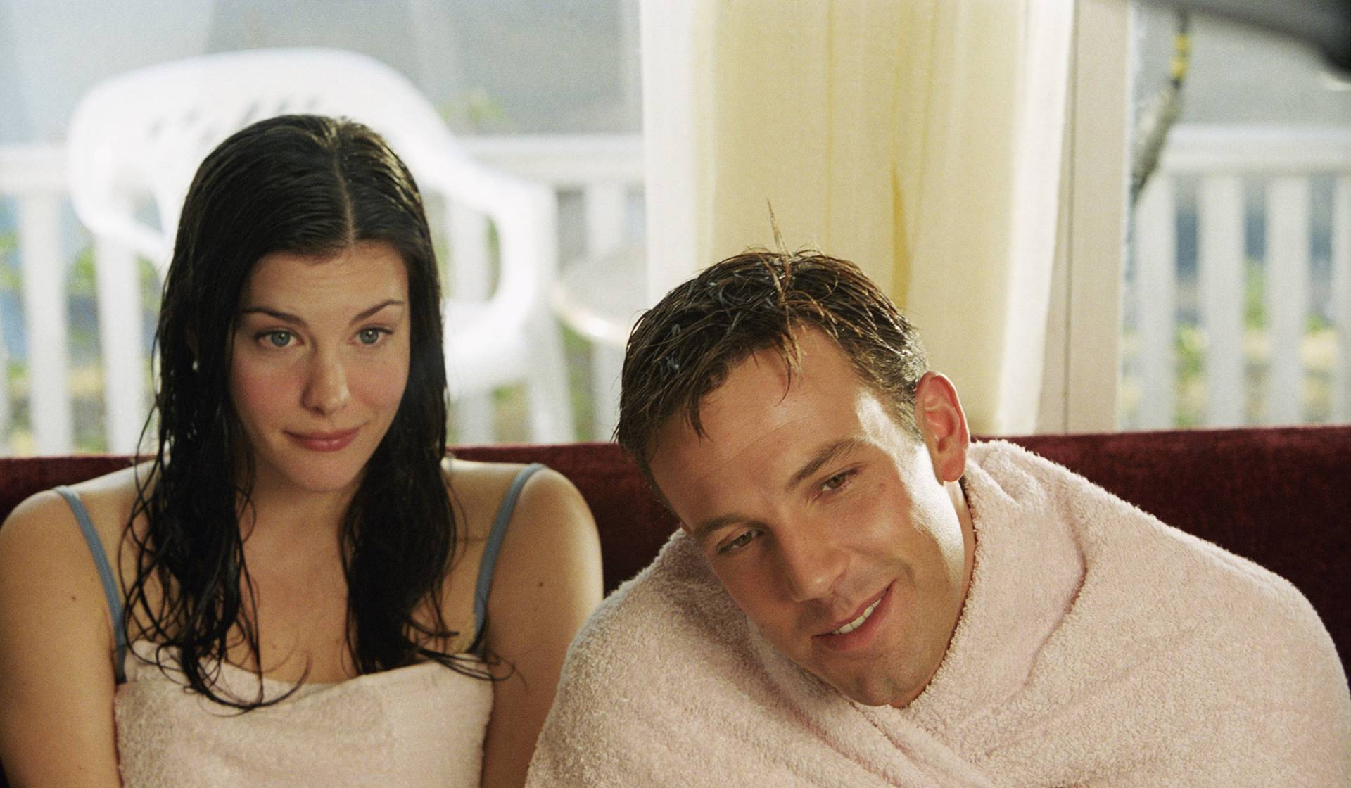 'Jersey Girl' de Kevin Smith, con Ben Affleck, Jennifer López y Liv Tyler