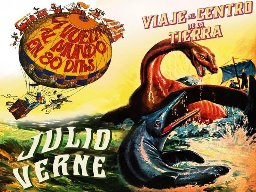 Los mundos de Julio Verne