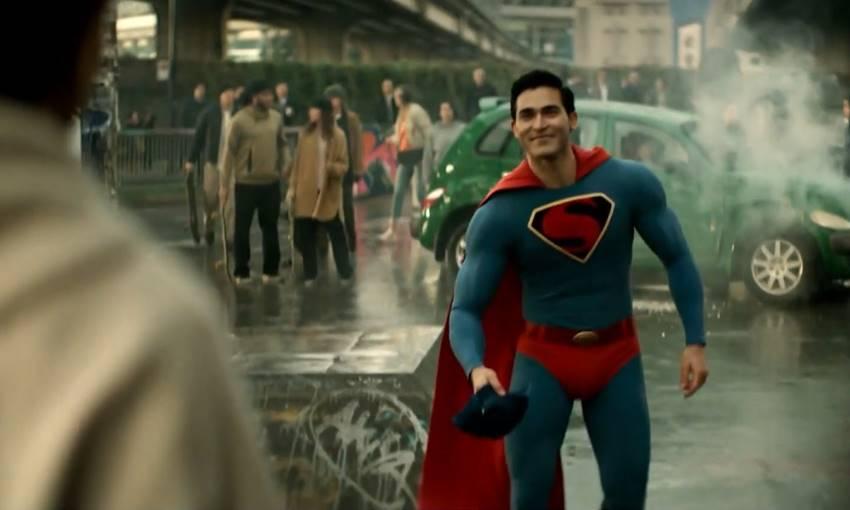 Superman y Lois.