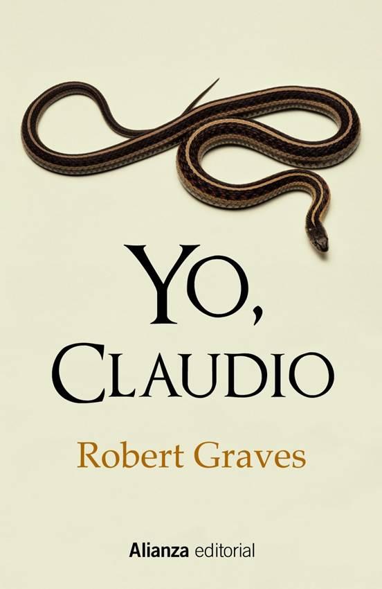 Viajar en el tiempo con Yo, Claudio de Robert Graves