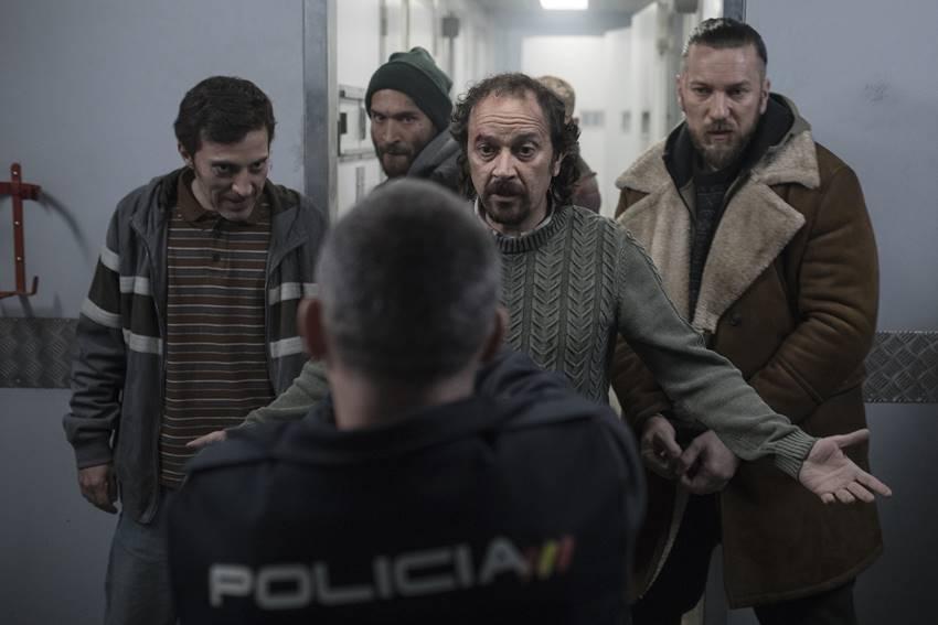 Luis Calleja en 'Bajocero'.