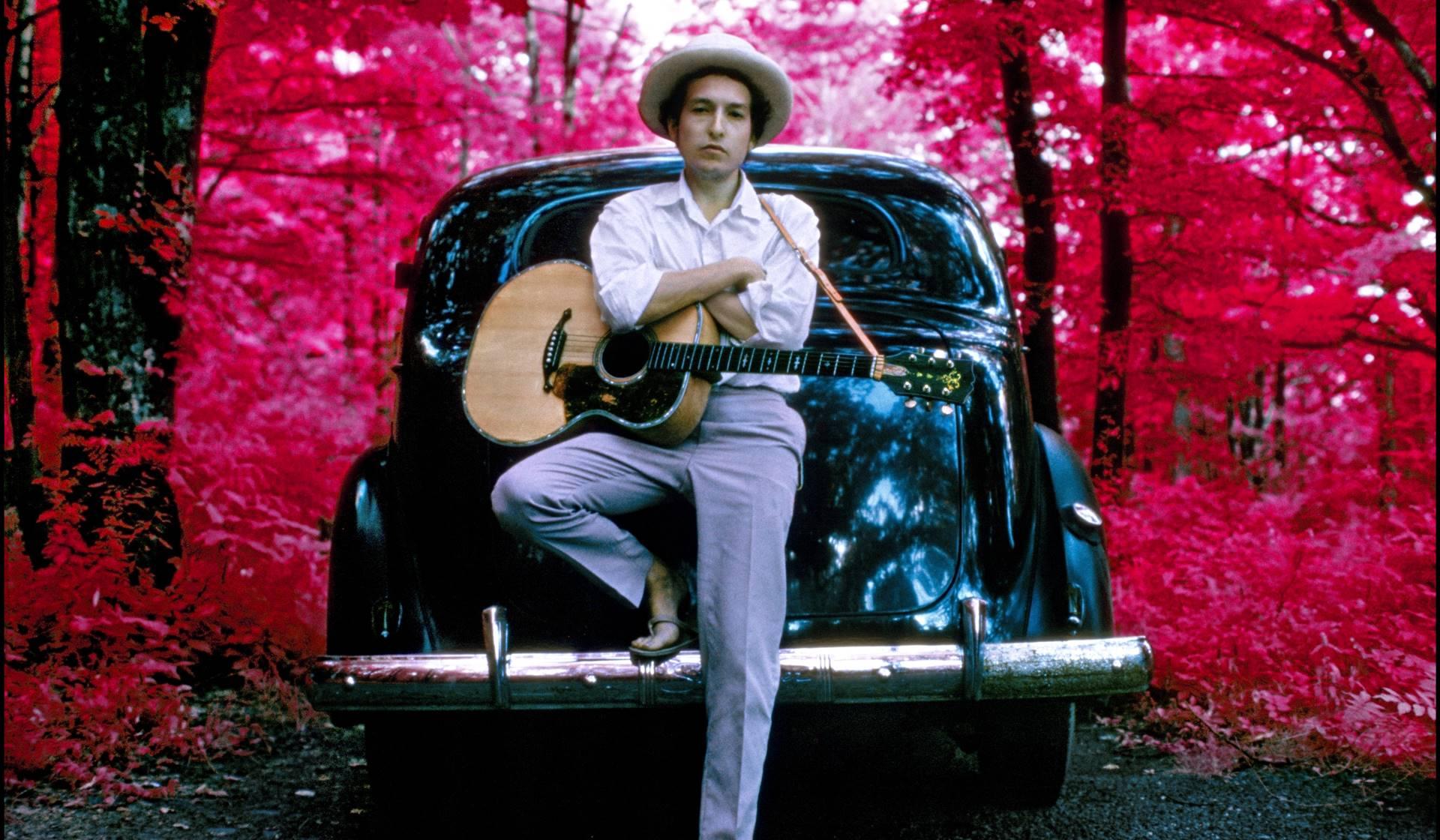 Bob Dylan. Woodstock, NY, 1968.  Photo By ©Elliott Landy, LandyVision Inc.
