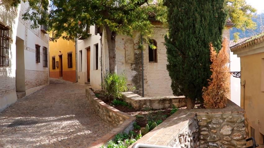 Calles de Granada.