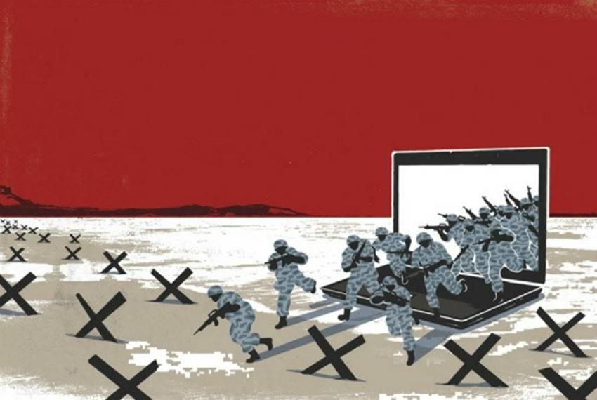 ciberguerra y ciberseguridad