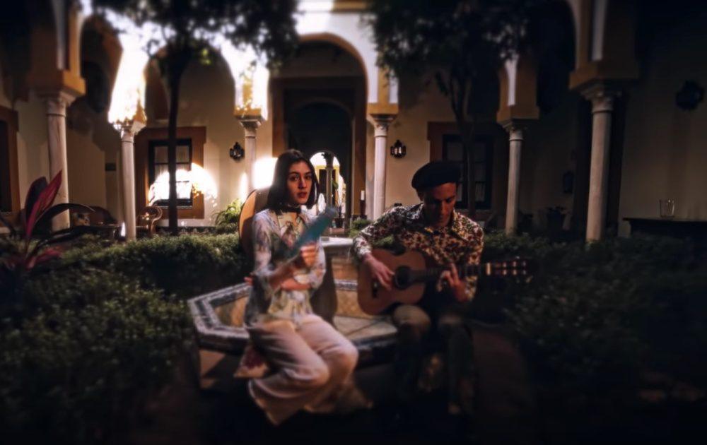 La nueva canción de La Femme, Le Jardin. Su vídeo se rodó en Sevilla.