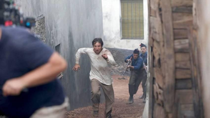 La persecución de La trinchera infinita que se queda fuera de los Oscar